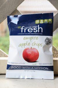 Farmer Street Pantry's Empire Apple Chips