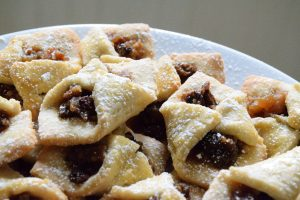 Cookies made with all-fruit Farmer Street Pantry mincemeat